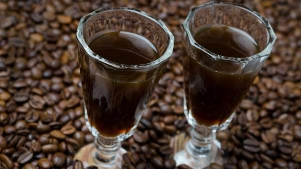 Alcohol-Infused Coffee Beans