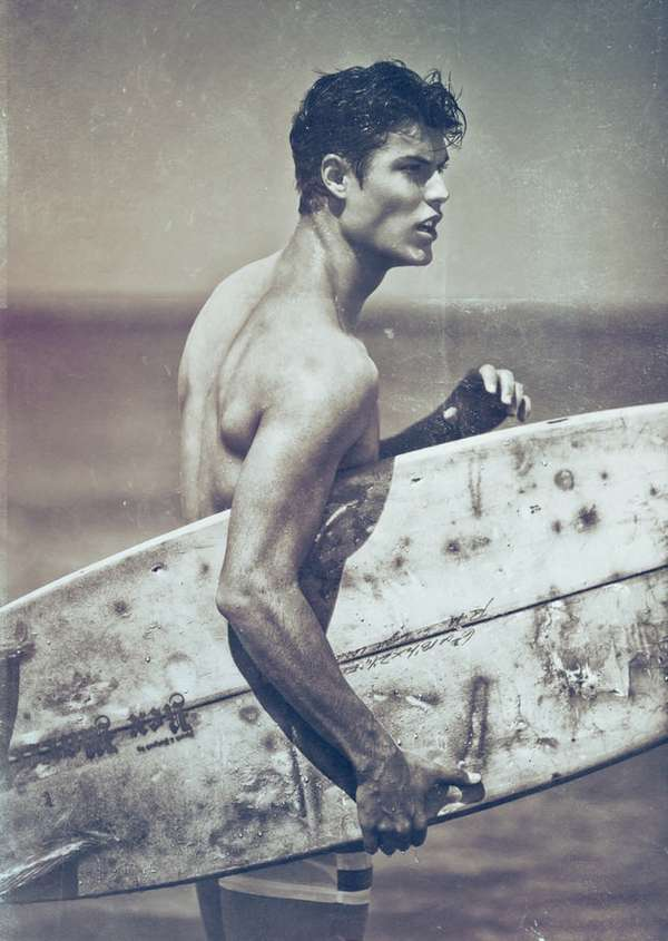 Retro Surfer Campaigns