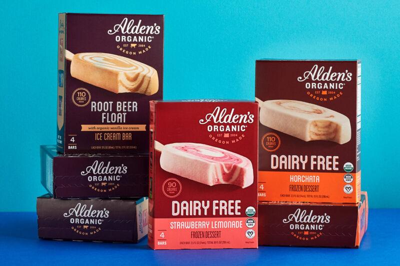 Beverage-Inspired Ice Cream Bars