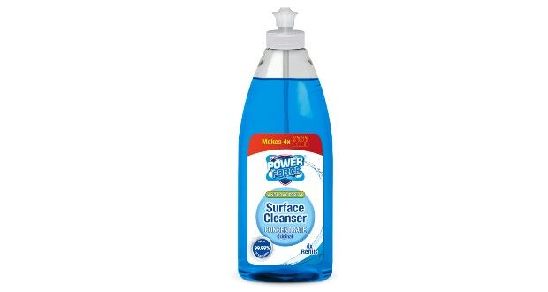 Concentrated Cleaning Liquids
