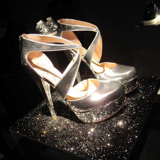 Strikingly Shiny Stilettos