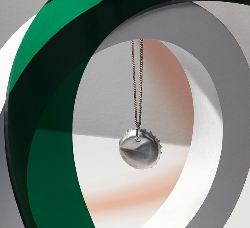 Reflective Light-Accented Jewelry