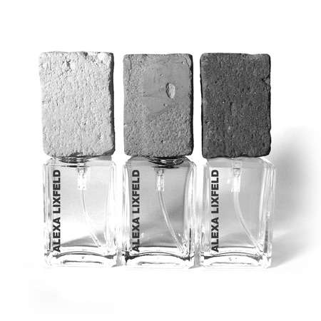 Cement-Topped Scents