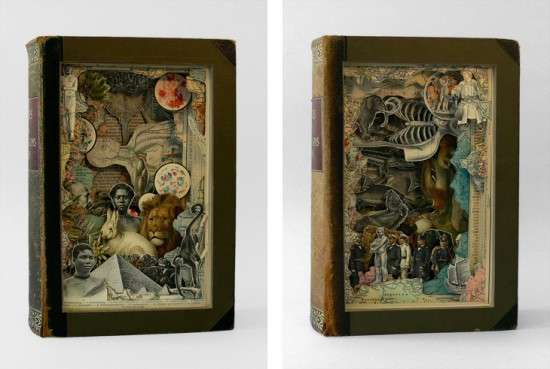 Fantastical Book Art