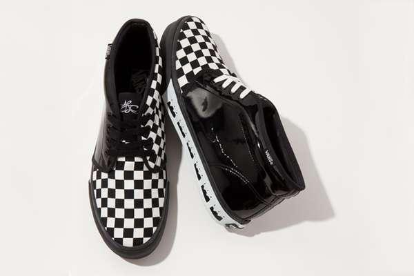 Hip-Checked Kicks