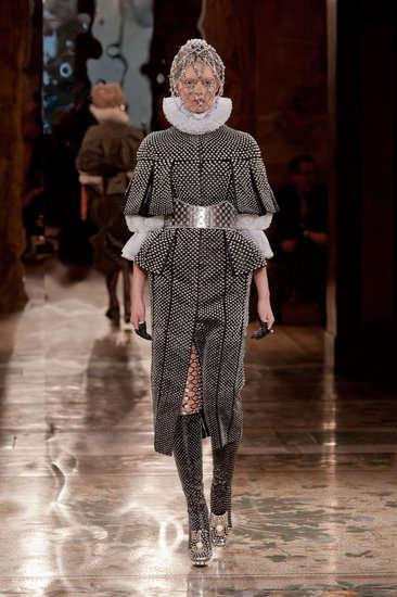 Dramatic Victorian Fashion