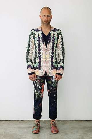 Modern Art Menswear