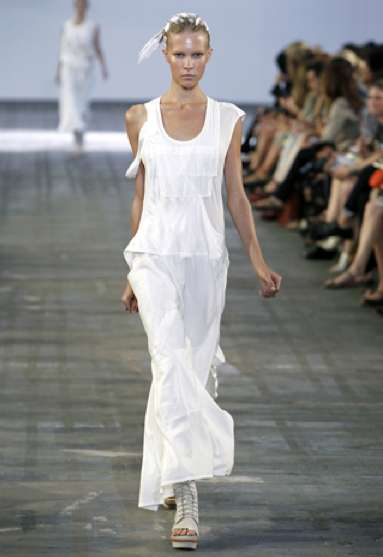 Whitewashed Runways