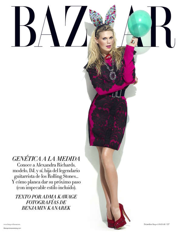 Dress-Up-Inspired Editorials