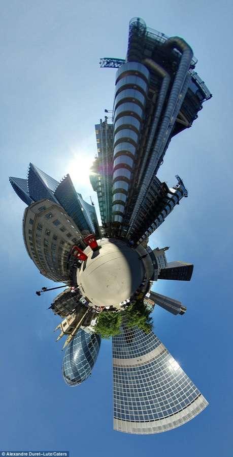 Giantized Landmarks