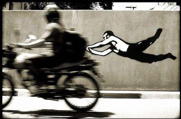 Comedic Interactive Graffiti