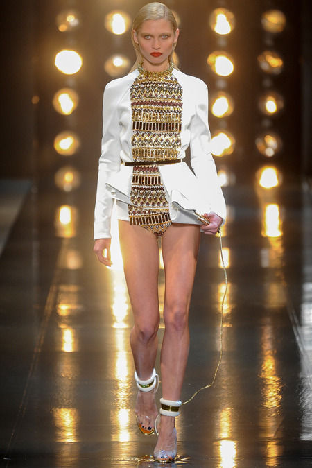 Egyptian-Themed Fashion Shows