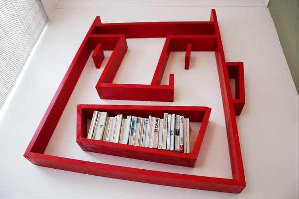 Emoticon Book Cases