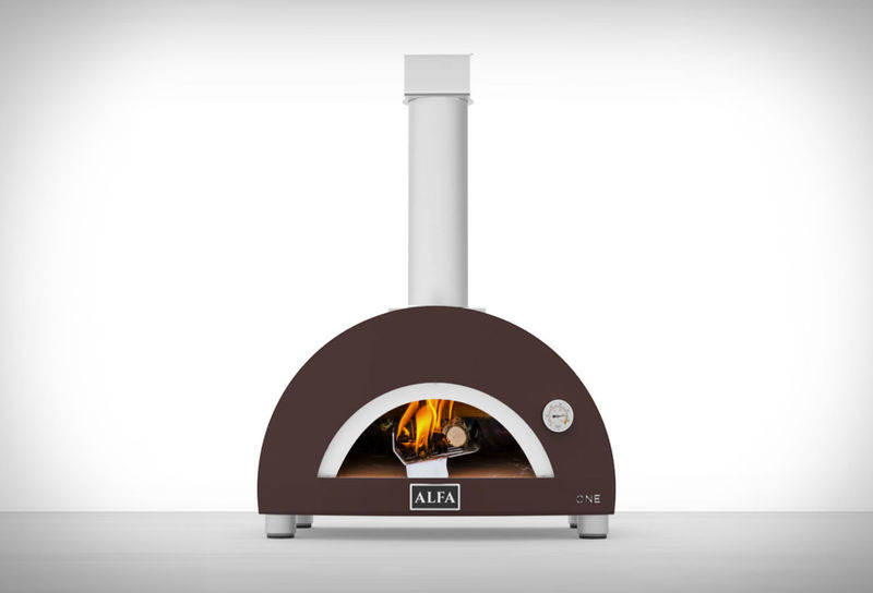 High-Temperature Outdoor Ovens