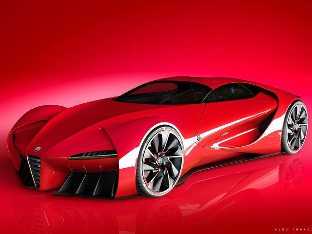 Historical Italian Concept Cars