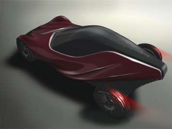Ultra-Sleek Sports Cars