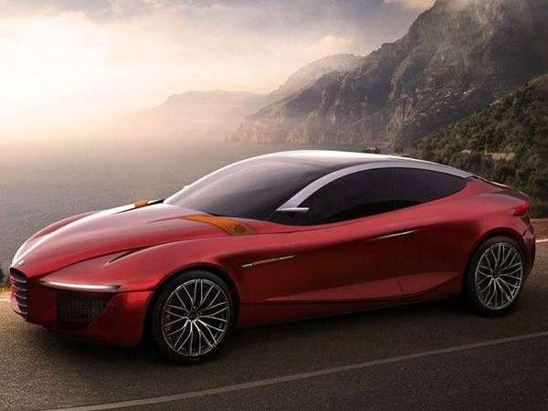 Student-Designed Sportscars