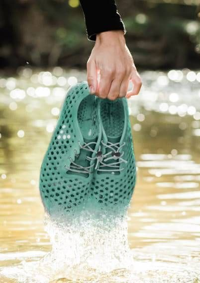 Algae-Based Shoes