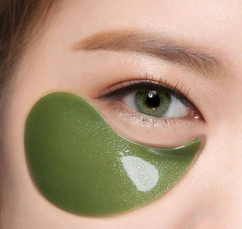 Rejuvenating Algae Eye Masks