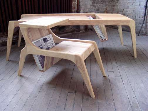 Belly Storage Tables