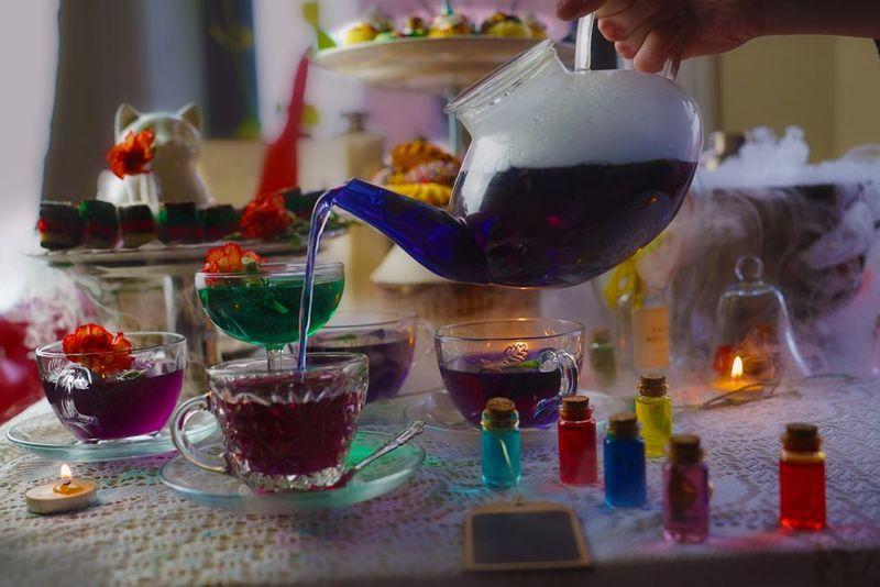 Whimsical Fairy Tale Bars