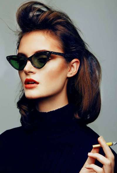 Kitten Glasses-Vintage Model That Turned Trend