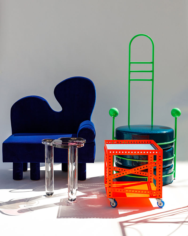 Extraterrestrial Furniture Collections