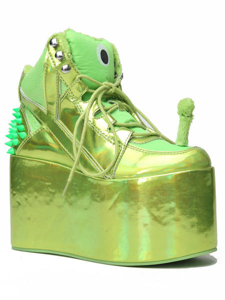 Alien-Themed Platforms