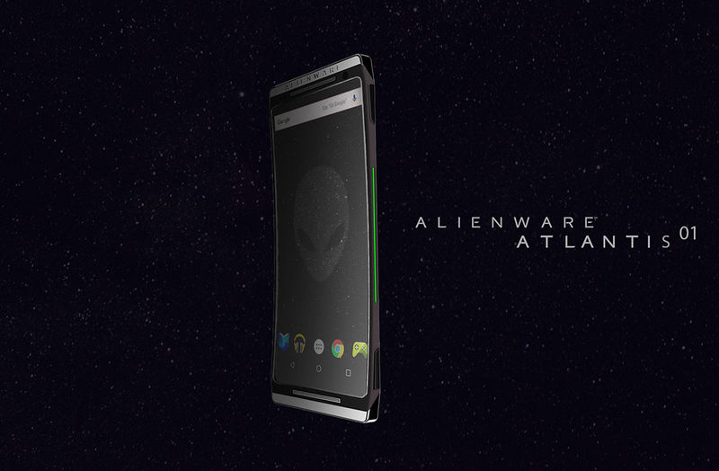 Curved Entertainment Smartphones
