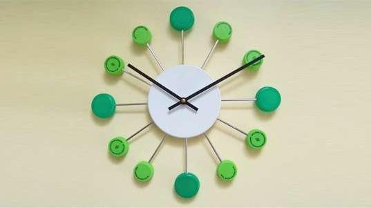Bottle Cap Timepieces