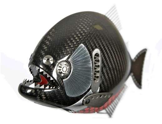 Carbon Fiber Fish