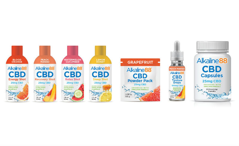 CBD-Infused Product Expansions