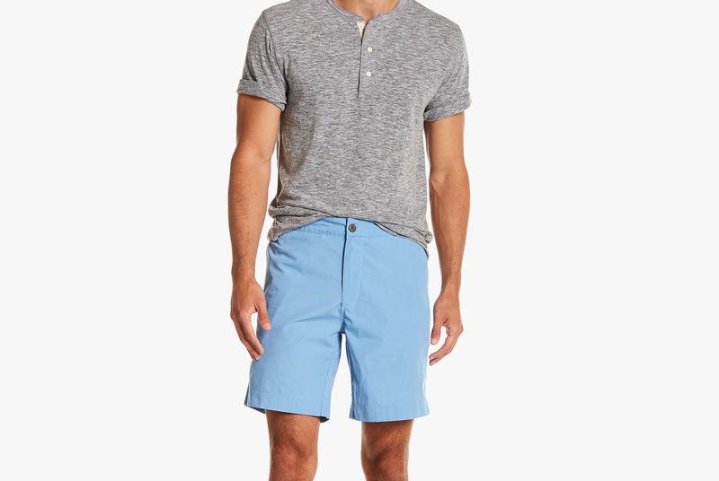 Versatile Men's Swim Shorts