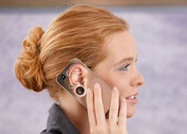 Changeable Ear Smartphone Covers