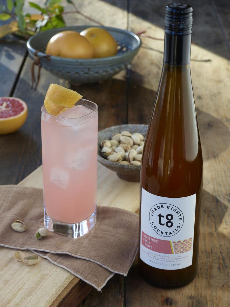 All-Natural Bottled Cocktails
