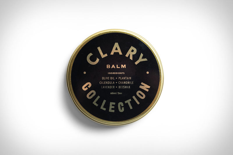 Versatile Catchall Cosmetic Balms - The Clary Collection All Purpose Balm is Nourishing (TrendHunter.com)