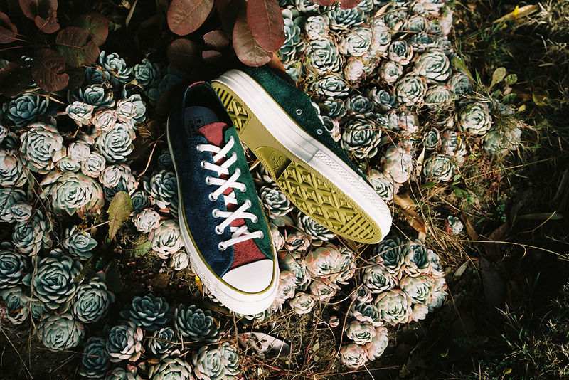 Clothing-Inspired Canvas Shoes