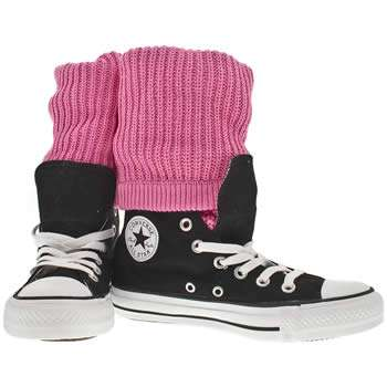 Sock-Shoe Fusion : All Star Roll-Down