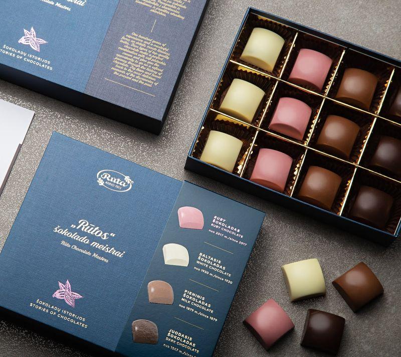 Storytelling Chocolate Boxes