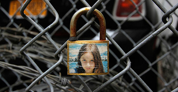Captivating Padlock Photo Art