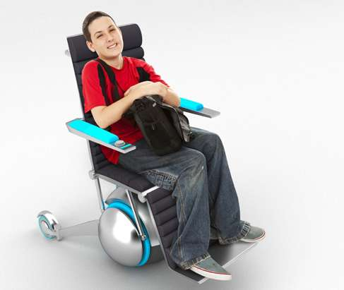 Multifunctional Wheelchairs