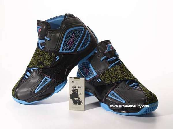 Co-Branded MP3 Basketball Sneakers