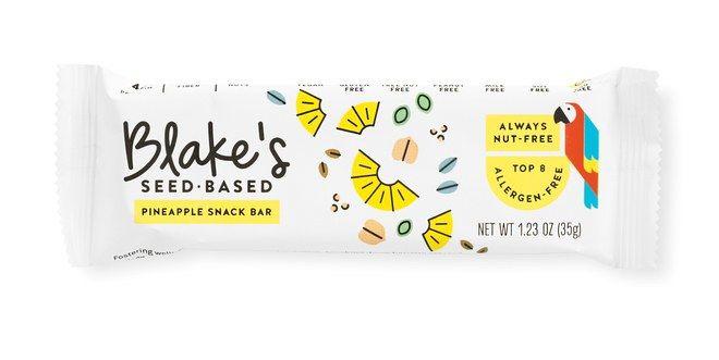 Seed-Based Snack Bars
