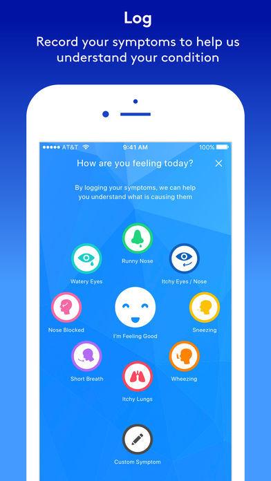 Predictive Allergy Apps