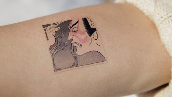 Allergy-Detecting Temporary Tattoos