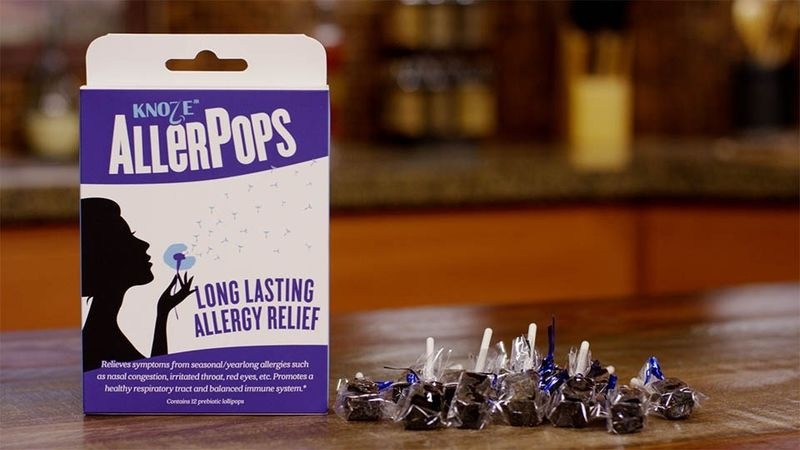 Allergy Relief Lollipops