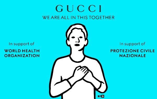 Awareness-Raising High Fashion Collaborations
