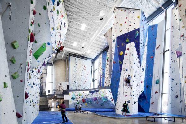 Sugar-Inspired Rock Climbing