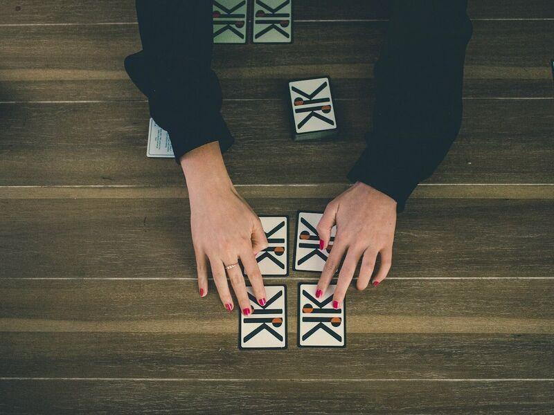 Motor Skills-Enhancing Card Games