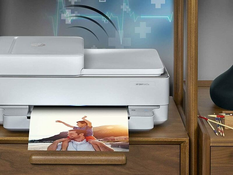 App-Connected Smart Printers